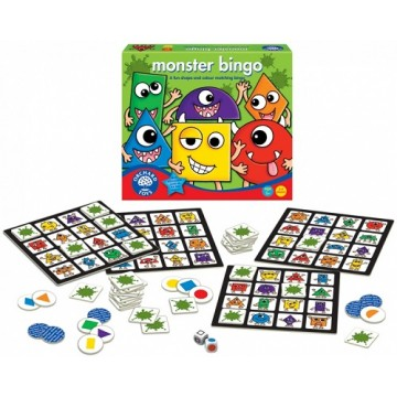 Orchard Toys Game - Monster Bingo