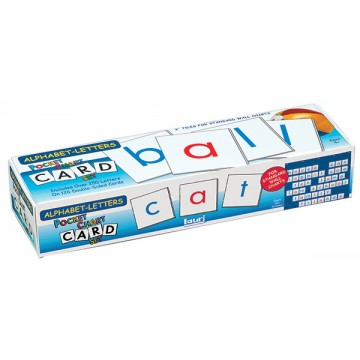 Patch - Pocket Chart Cards - Alphabet Letters