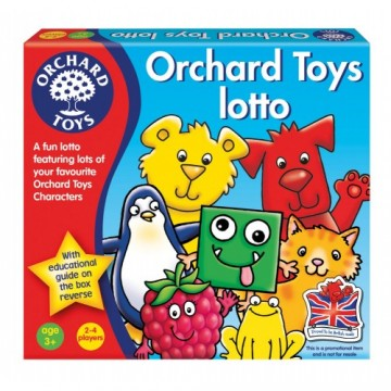 Orchard Toys Mini Games - Lotto