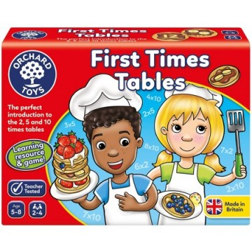Orchard Toys First Times Table
