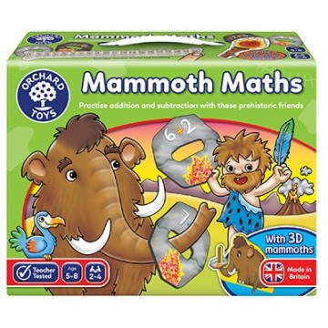 Orchard Toys Mammoth Math