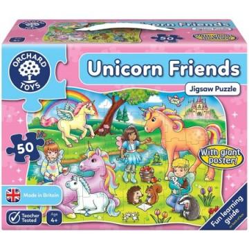 Orchard Toys - Unicorn Friends Jigsaw Puzzle | Age 4+
